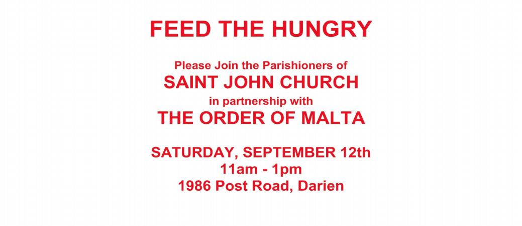 St. Johns Food Drive 09-12-20