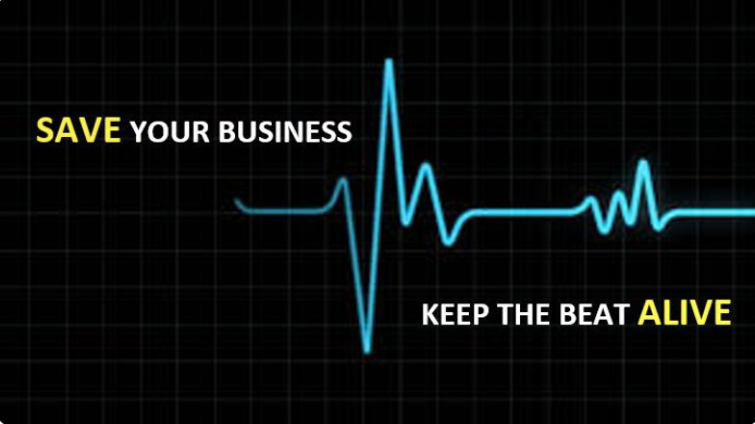 Save Your Business Keep the Beat Alive