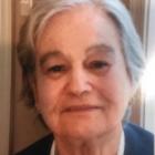 Patricia de Arellano obit