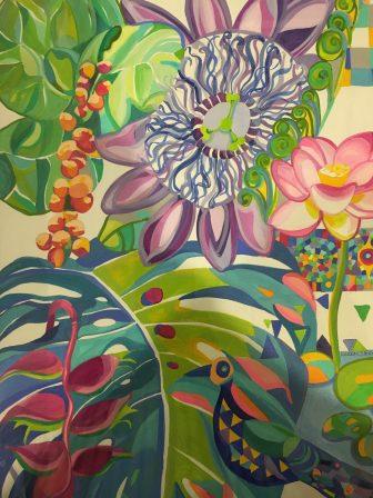 Karen Siegel_Botanical Drawing