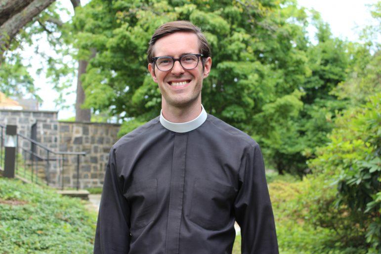 The Rev. Ryan Fleenor St. Luke's Church pastor