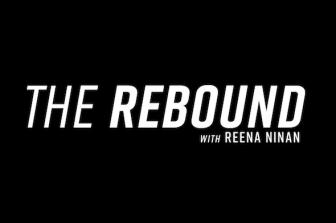 The Rebound logo Reena Ninan