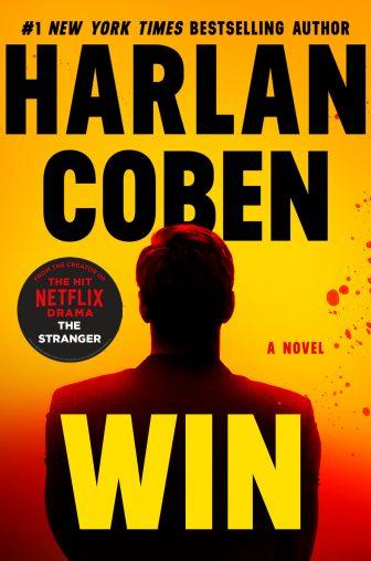 Okładka książki z wygraną Harlana Cobena
