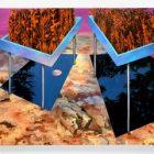 Kelsey Shwetz Lighthouse oil painting
