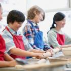 Darien Summer School cooking class
