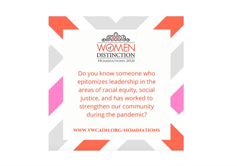 wide Women of Distinction YWCA Darien/Norwalk