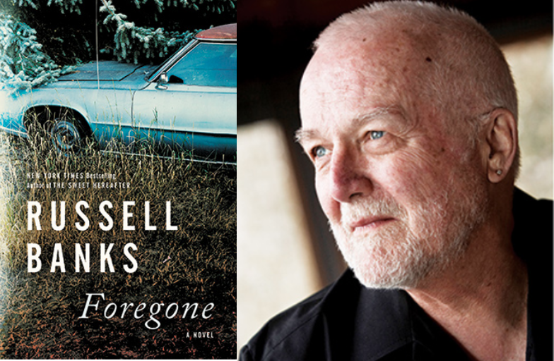 Russell Banks Foregone book cover