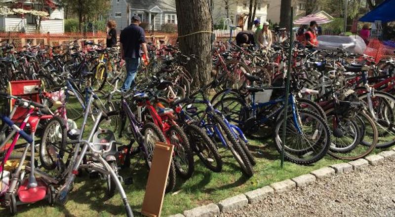 Bicycles Darien Scouts Online Mega-Auction.