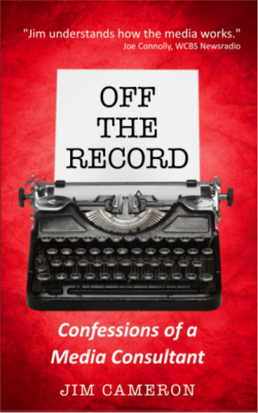 Off the Record: Confessions of a Media Consultantbook cover