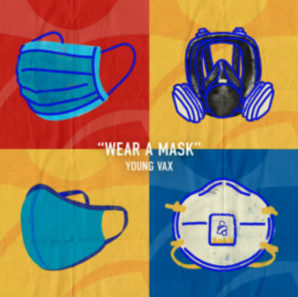 Wear A Mask campaign Americares