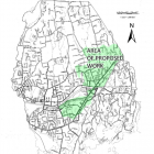 Map Sewer Inspections April to June 2021