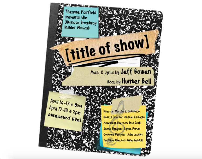 [title of show] poster