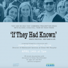 If They Had Known documentary poster