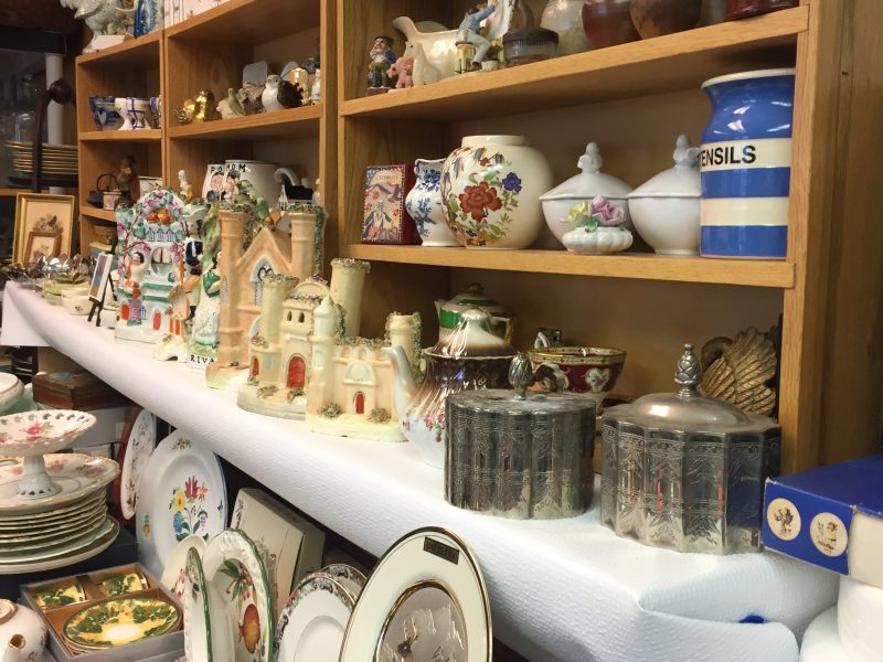 Agile buyers wanted for fragile items Darien Scouts Online Mega-Auction.
