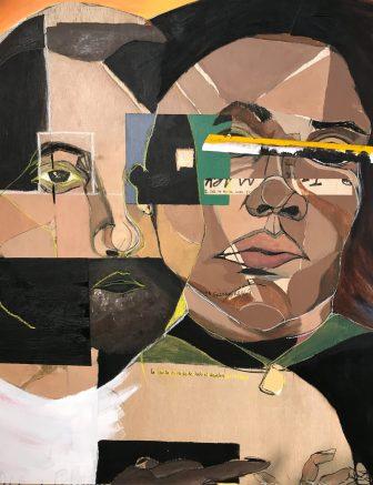 Remy Sosa, Para Sentir con los ojos artwork
