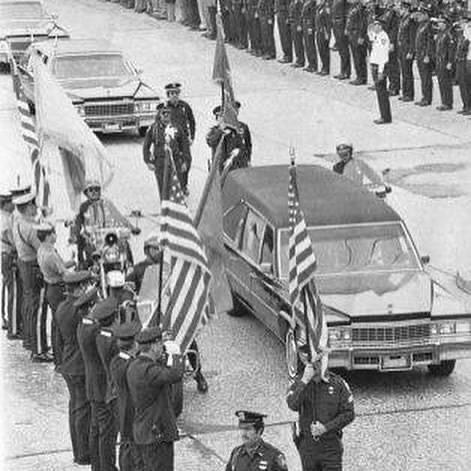 Kenneth E. Bateman funeral