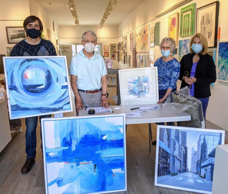 In the City art show Rowayton Arts Center