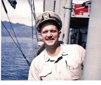 Peter Kenyon 2021 Darien Memorial Day grand marshal