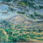 Paul Cezanne Mont Sainte-Victoire