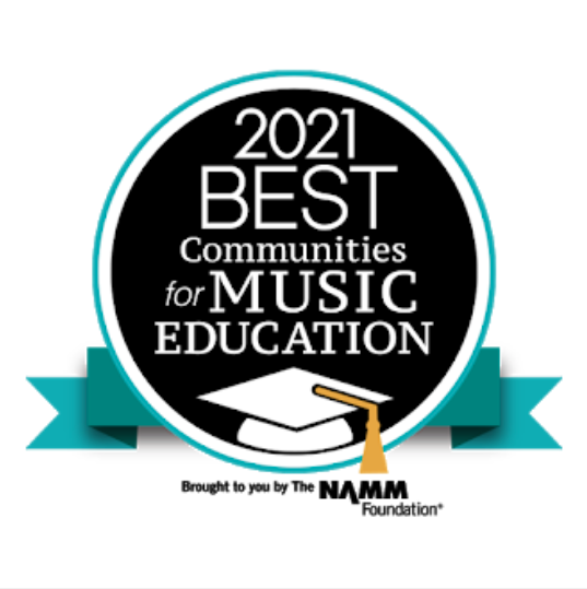 2021 Best Communities for Music Education
