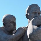 Emotional Support shown in Oslo Statue Pixabay pic no restrictions on use