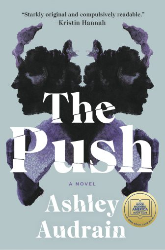 The Push book cover by Ashley Audrain