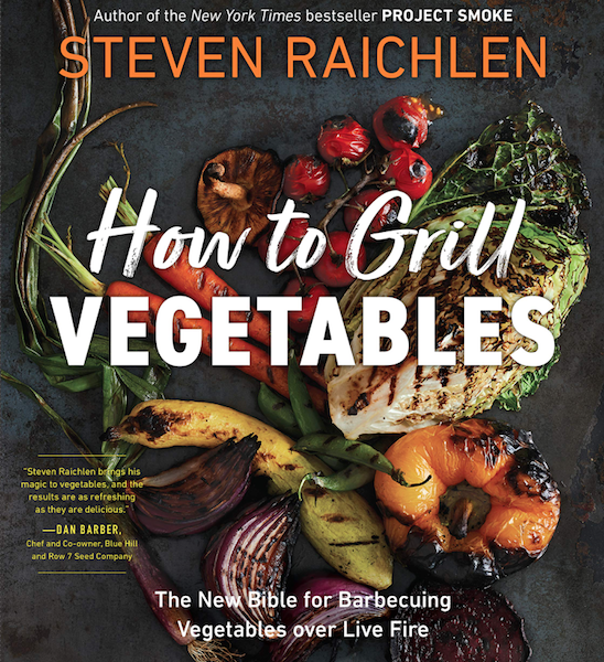 Cover How to Grill Vegetables