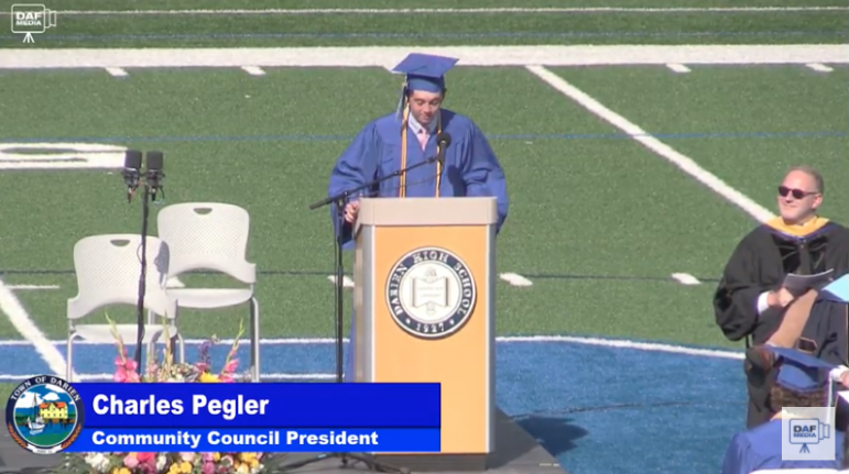 Charles Pegler