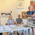 RAC photography and sculpture art show