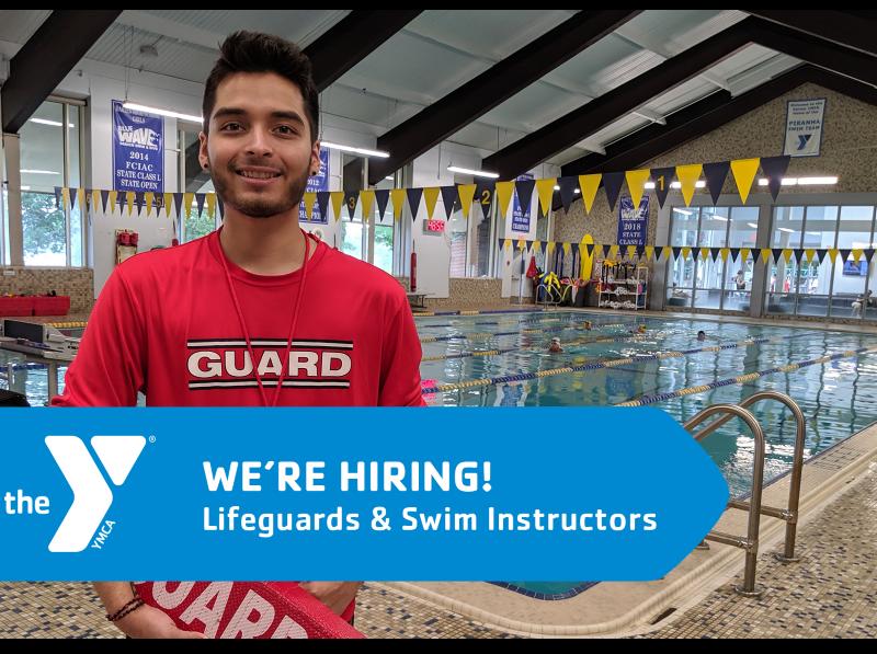Darien YMCA hiring lifeguards 2021