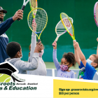 Poster 1 Knights for Aces Norwalk Grassroots Tennis 2021