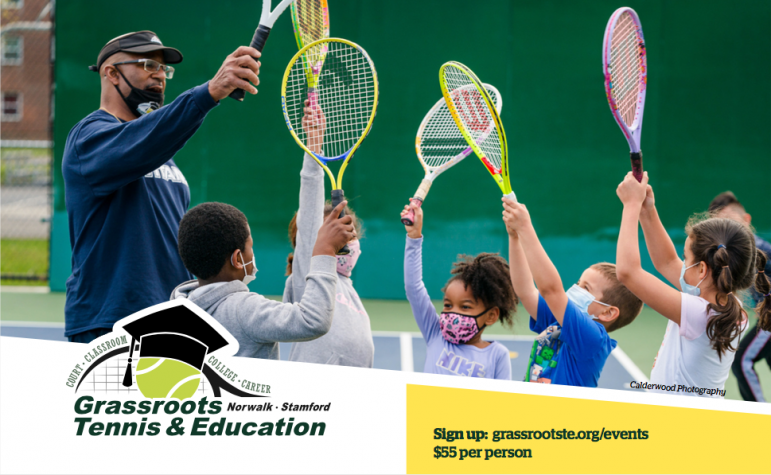 Poster 1 Knights & Aces Norwalk Grassroots Tennis 2021