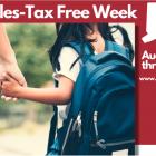 Connecticut Sales Tax Free Week 2021