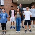 National Merit Semifinalists 2021 Darien High School seven