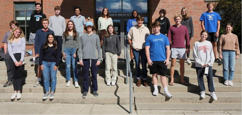 Commended Students National Merit Scholarship Program 2021 fall