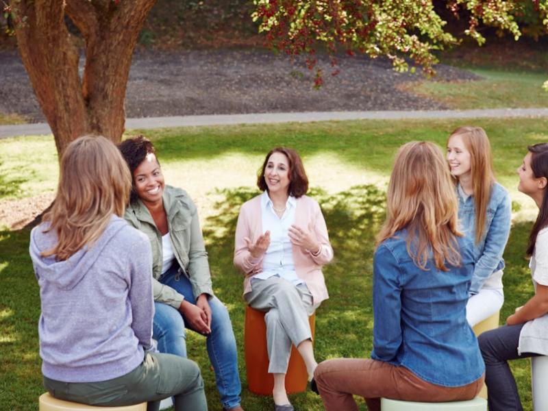 Group Counseling Women Mountainside
