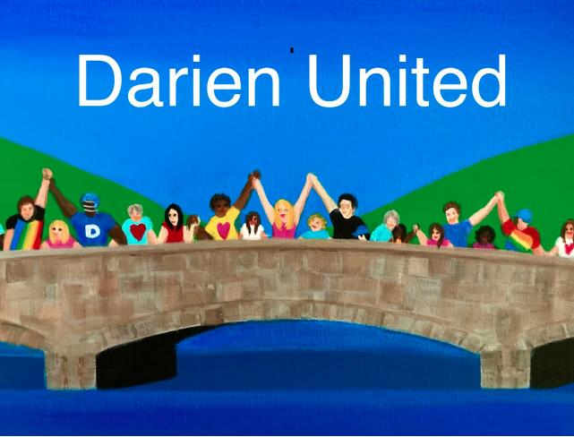 Darien United logo by Nobu Miki