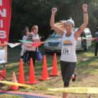 Running at Abilis Walk/Run event